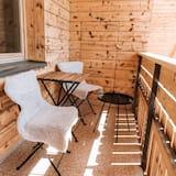 Estudio, balcón (Bunk bed) - Balcón