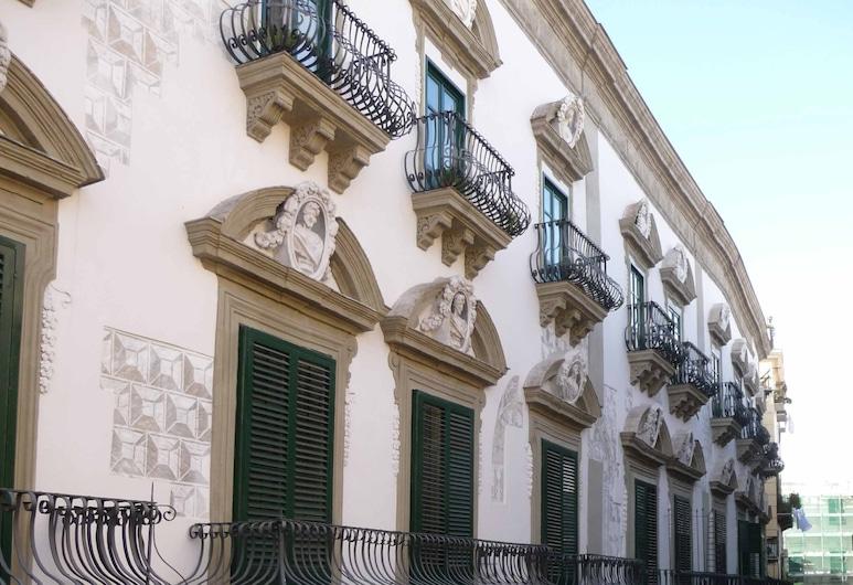 Palazzo Lungarini Holiday Rentals, Palermo, Pohľad na hotel