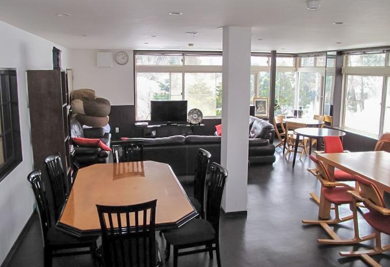 Asuka Lodge, Hakuba, Lounge
