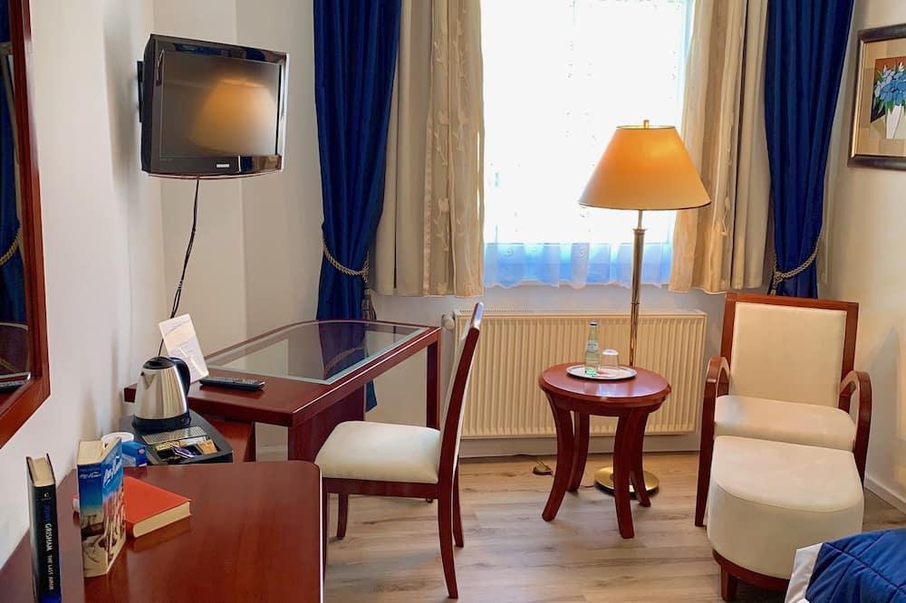 Pokój dla 1 osoby Comfort - Powierzchnia mieszkalna