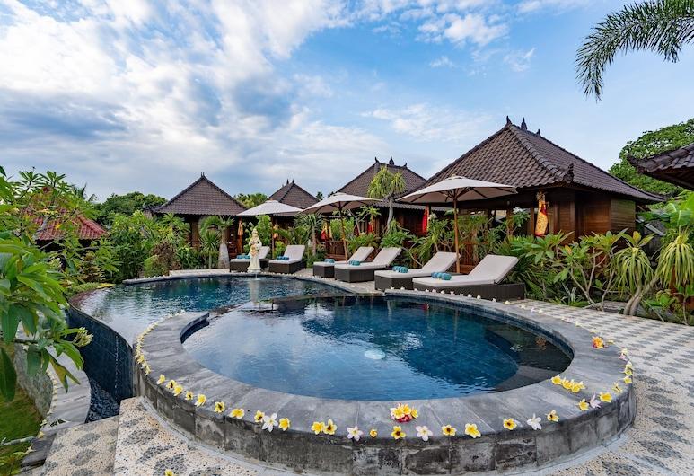 Karang Mas Villa, Lembongan Island