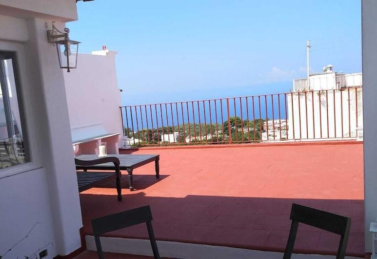 R&D Rest and Dream Capri, Anacapri, Hiên