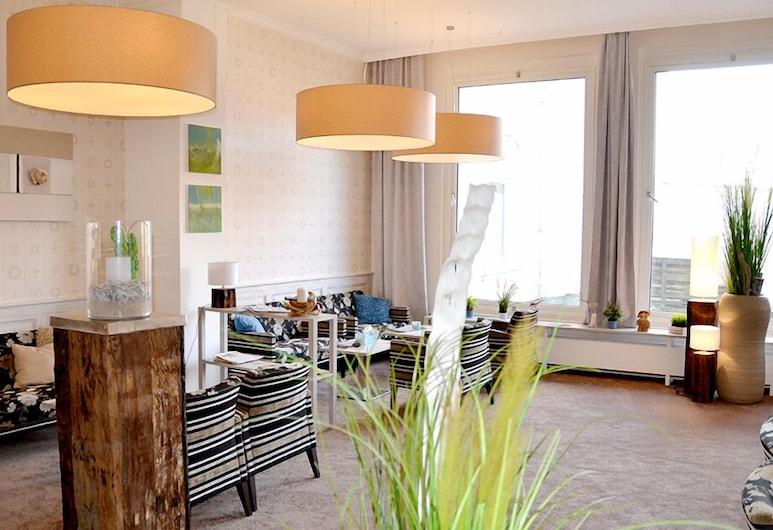 Hotel Atlantik, Borkum, Lobby