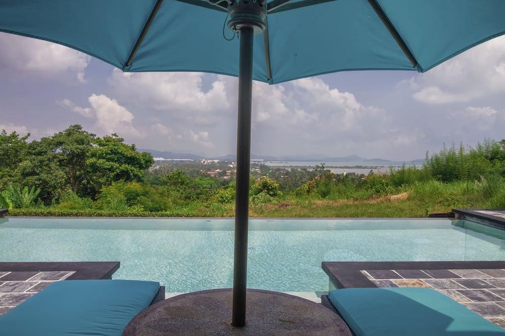 Luxusná vila, 3 spálne - Súkromný bazén