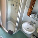 Comfort Apart Daire, 2 Yatak Odası (Chiocciola) - Banyo