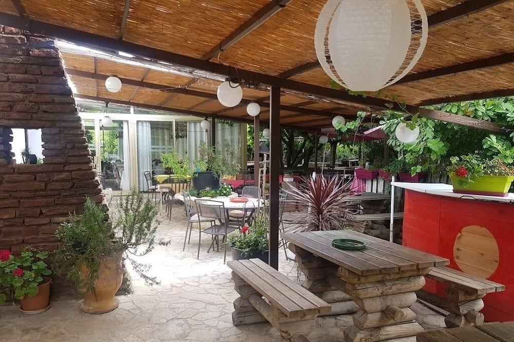 Habitación doble - Terraza o patio