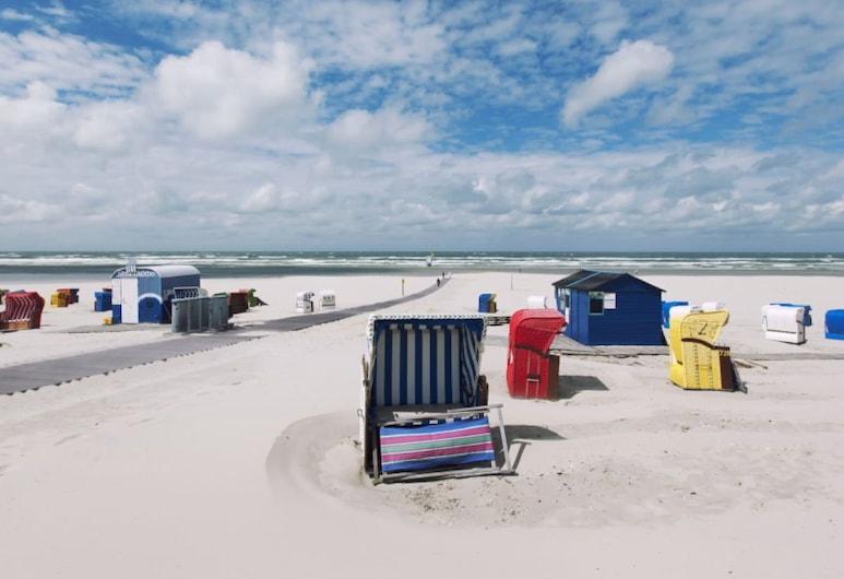 Winkelschiffchen I, Juist, Beach