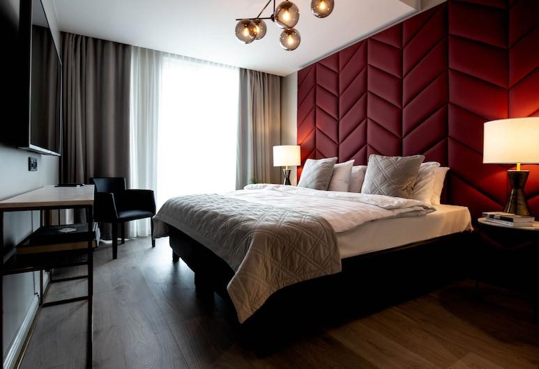 Room With A View Hotel, Reykjavík, Standard-herbergi fyrir tvo, Herbergi