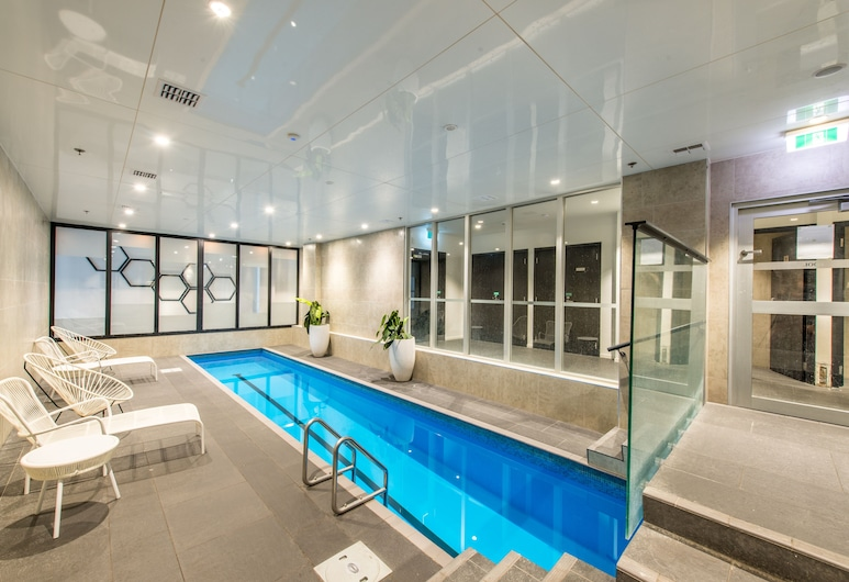 Ehome - Central Location - The Heart Of Queen Street Living, Auckland, Indoor Pool