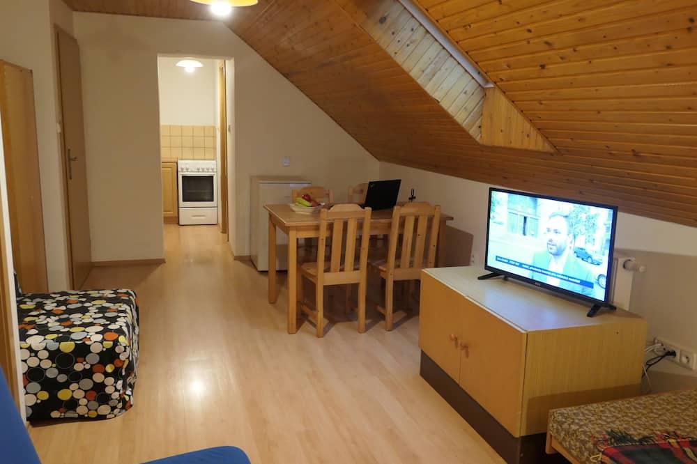 Διαμέρισμα (3) - Περιοχή καθιστικού
