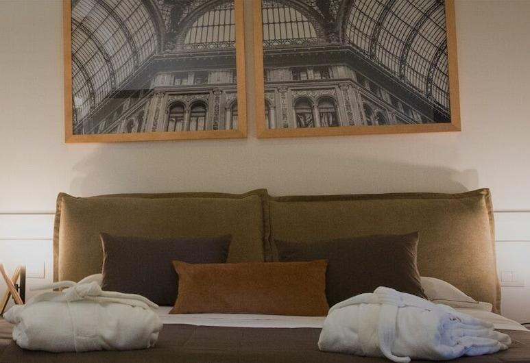 翁貝託酒店 34 - 奢華別墅, 那不勒斯, 舒適客房, 客房