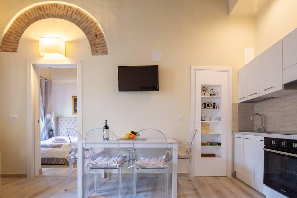 Appartamento Comfort - Pasti in camera