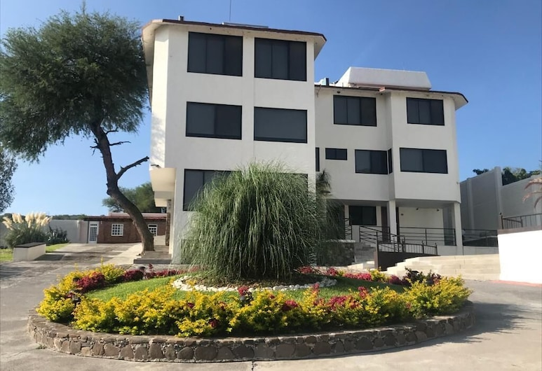 Hotel Candelero, Yuriria, Pintu Masuk Dalaman