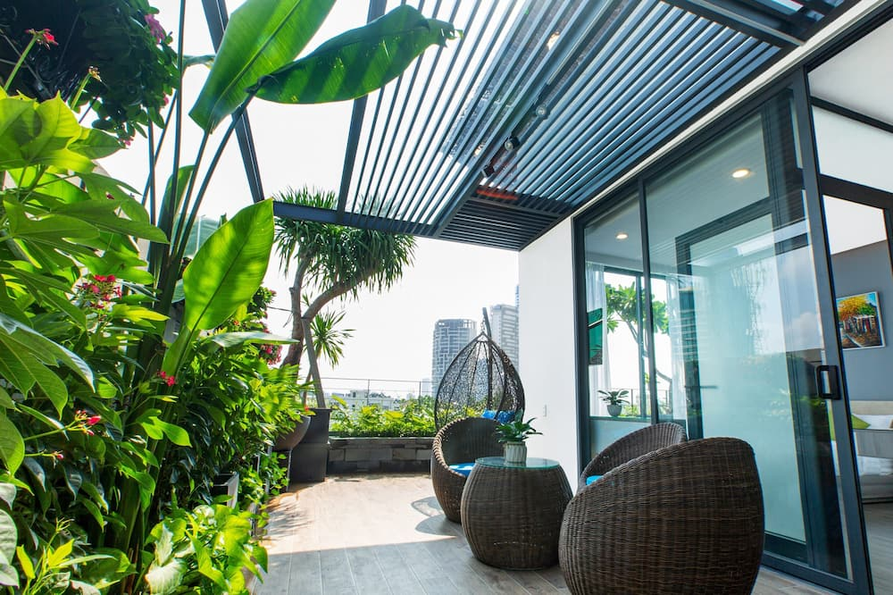 Basic Studio - Terrace/Patio