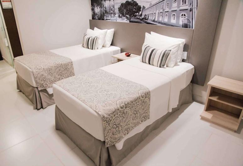 瑪瑙斯溫德姆 TRYP 飯店, 瑪瑙斯, 客房, 2 張單人床, 非吸煙房, 客房