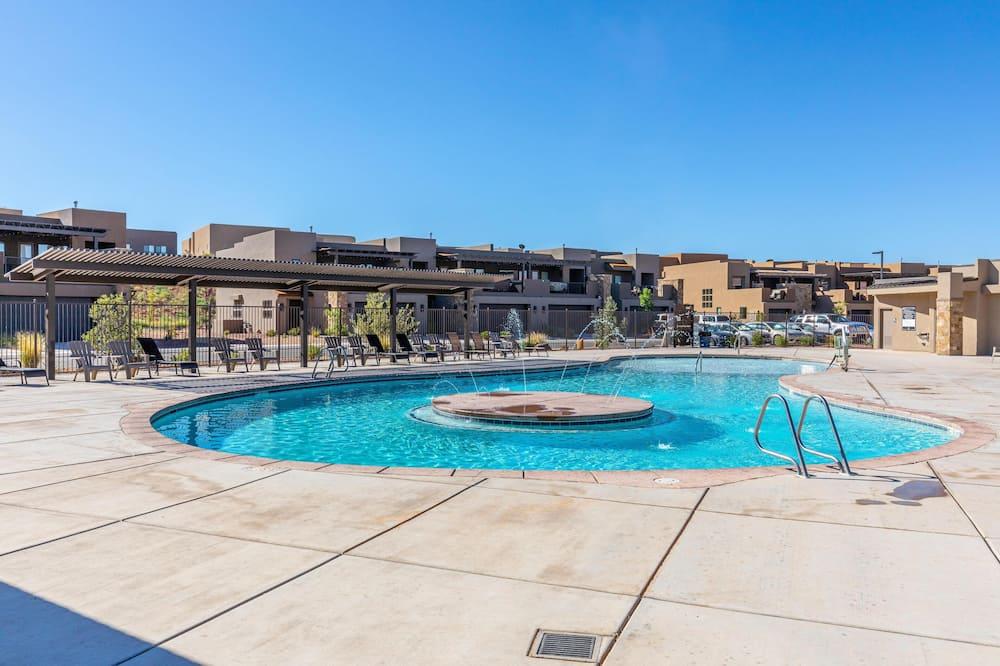 Villa - flera sängar (Launchpad) - Pool