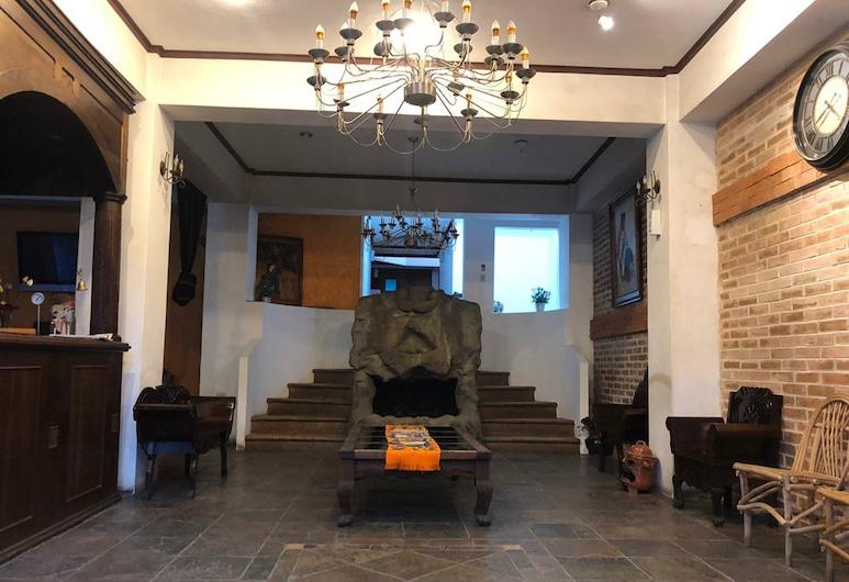 Hotel el Sitio, Santa Cruz del Quiché