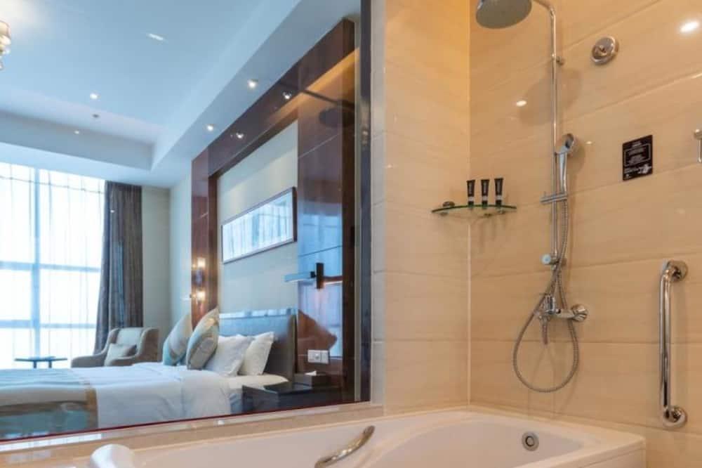 Habitación doble ejecutiva, para no fumadores - Baño