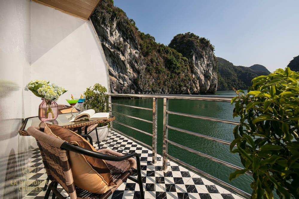 Apartament typu Suite, balkon - Balkon
