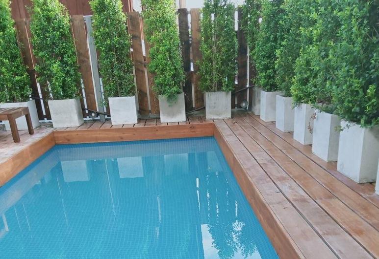 Nuan Boutique Hotel, Chiang Mai, Udendørs pool