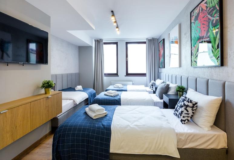 FriendHouse Apartments Szewska 7 , Krakow, Deluxe Apartment, Room