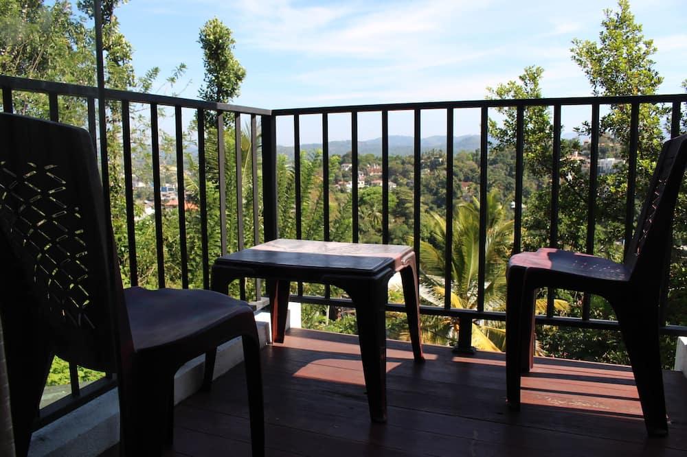 Kamar Double Standar - Balkon