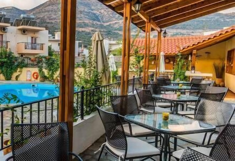 Hotel Marlena - Adults Only, Hersonissos, Terrace/Patio