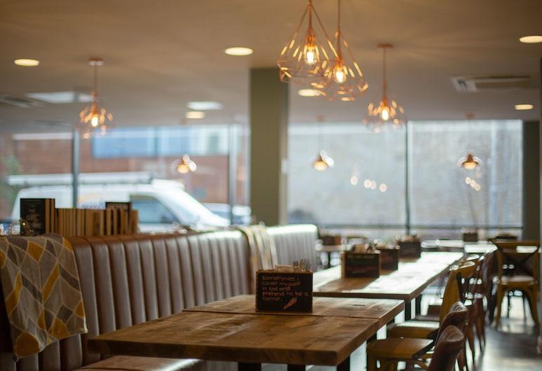 the niu Loom, Manchester, Lobby Sitting Area