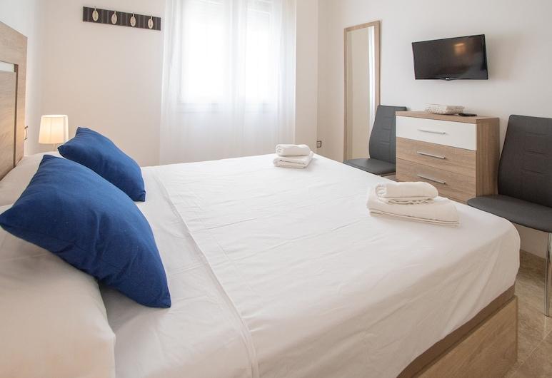 Apartamento El Elfo de Cádiz, Cadiz, City-Apartment, 1 Schlafzimmer, Zimmer