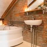 Værelse (Høstværelset) - Dybt badekar