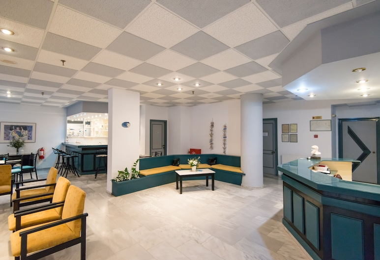 Mardinik Hotel, Rethymno, לובי