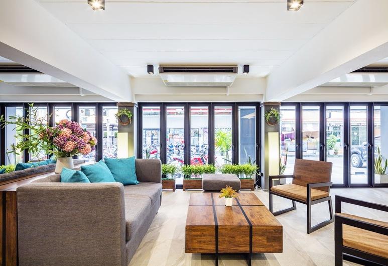 リボテル エクスプレス ホテル ラームカムヘーン 50, バンコク, ロビー応接スペース