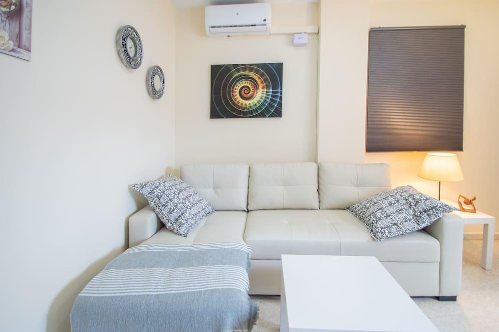 City Apart Daire, 1 Yatak Odası - Oturma Odası