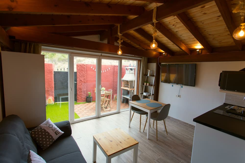 Studio, Patio - Living Area