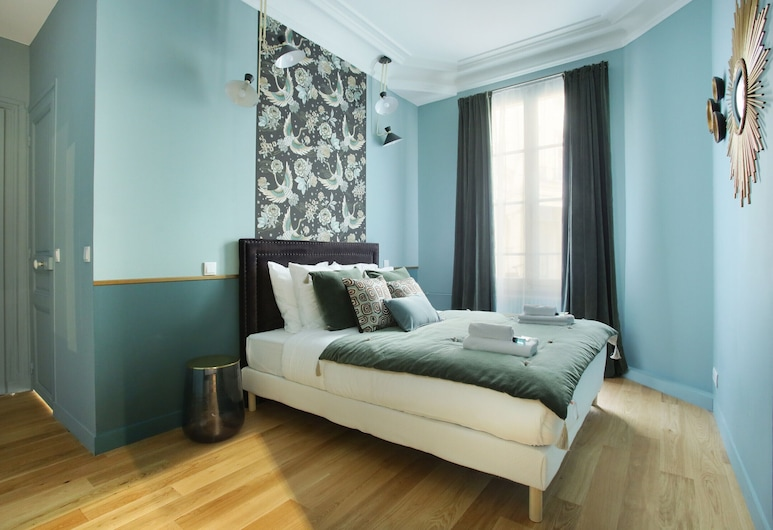 Splendide appartement Champ de Mars - Tour Eiffel (Tourville), Paryż, Apartament, Pokój