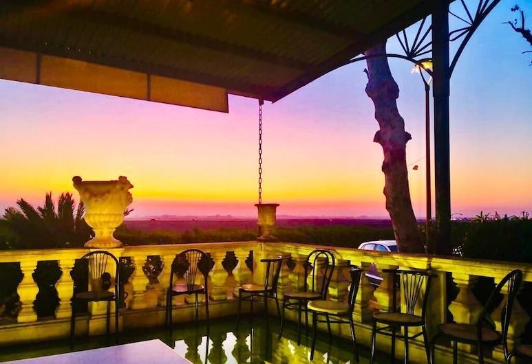 Hotel Ficocle, Cervia, Tempat Prasmanan Luar Ruangan