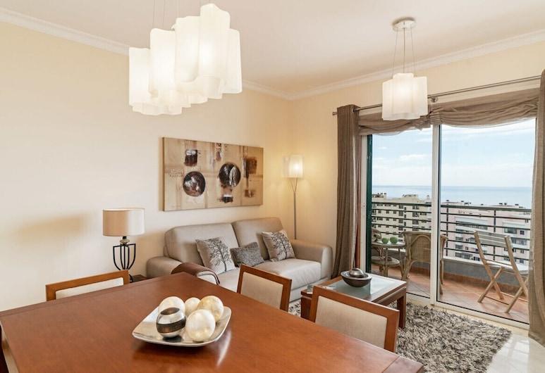 阿約達 Iii 公寓海景飯店, 芳夏爾, 公寓 (2 Bedrooms), 客廳
