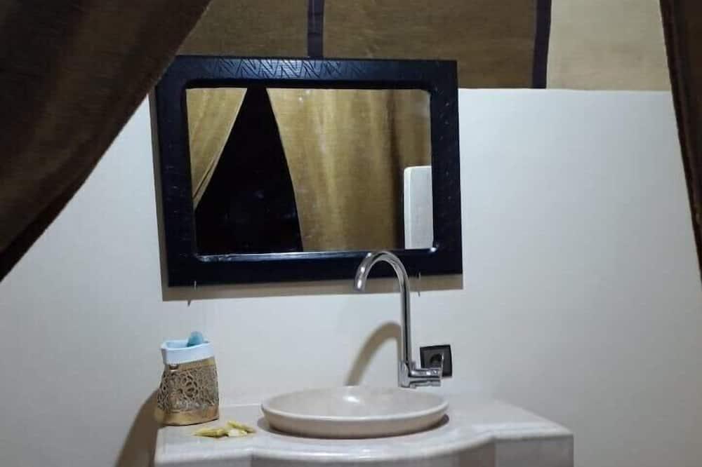 Zelt - Badezimmer