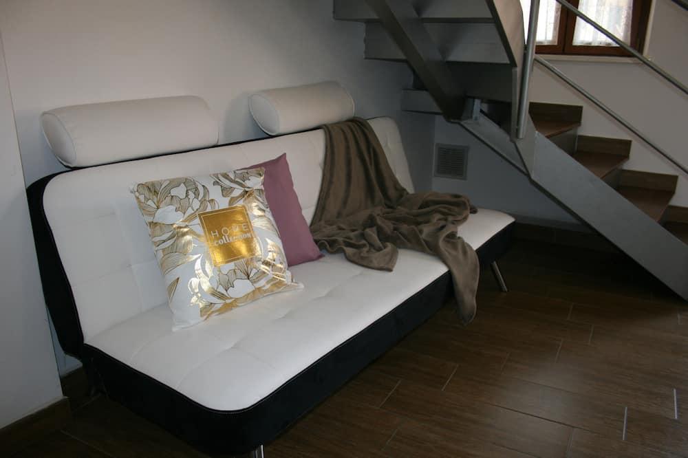 apartman, 1 hálószobával (2) - Nappali rész