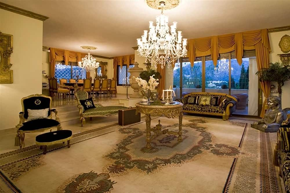 Villa - flera sovrum (19567) - Vardagsrum