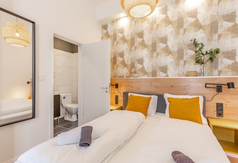 A13- Modern& Quality Apartments, Βουδαπέστη, Διαμέρισμα (M), Δωμάτιο