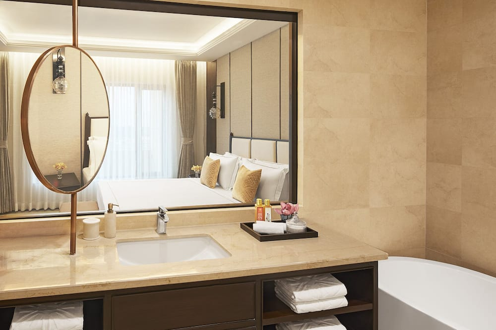 Deluxe-suite - Badeværelse