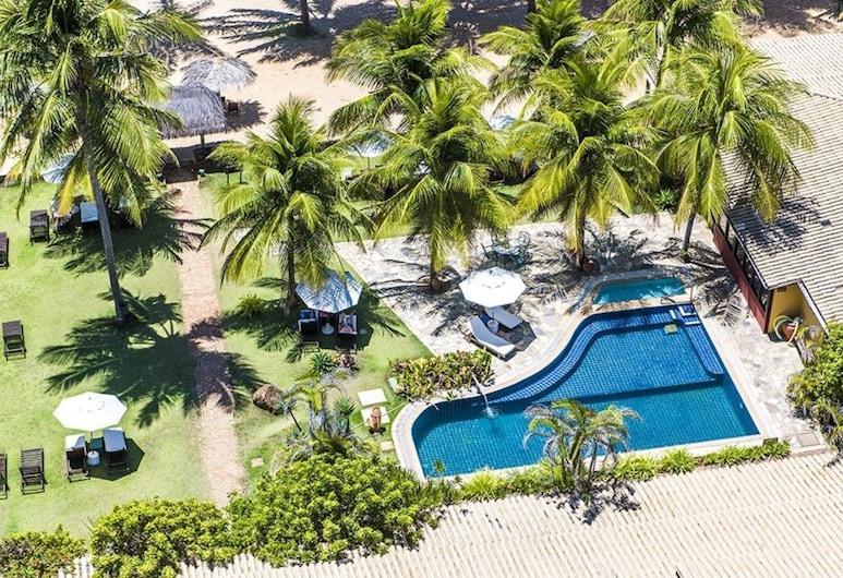 Pousada Jambo, Camacari, Pemandangan Aerial