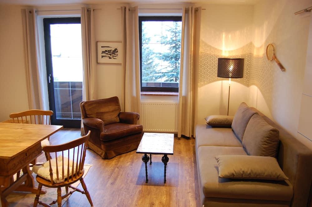 Basic Apartment, 1 Bedroom (Gastein) - Living Area