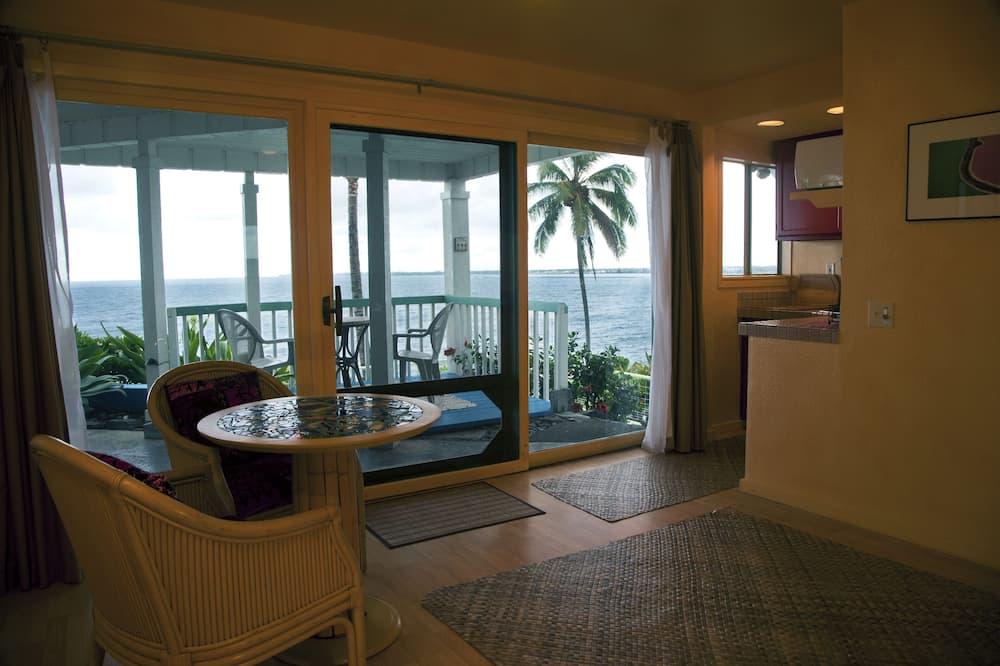 Suite – panoramic, ikke-røyk, utsikt mot hav (Pele Suite) - Gjesterom