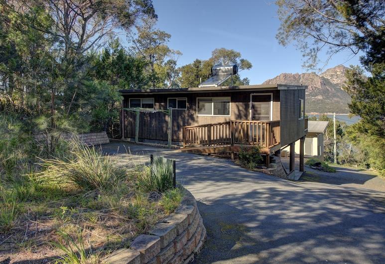 Freycinet Sanctuary 4, Coles Bay, Property entrance
