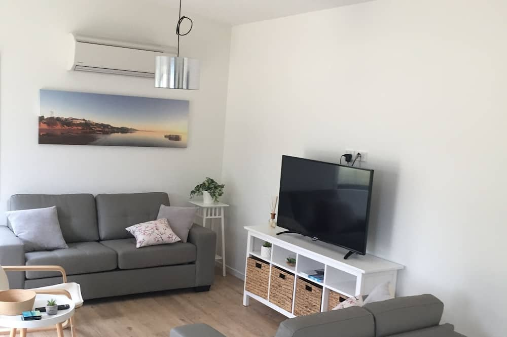 Comfort-talo, 2 makuuhuonetta - Olohuone