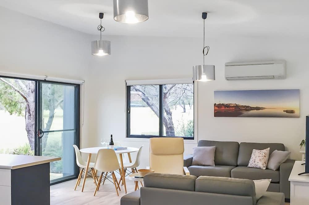 Comfort-talo, 2 makuuhuonetta - Oleskelualue