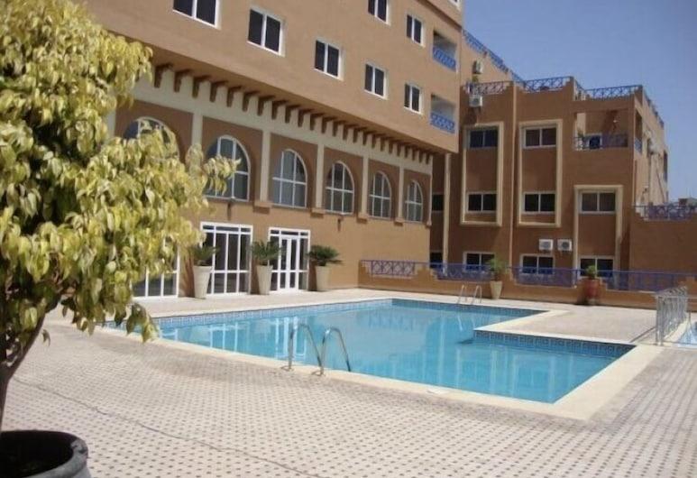 Tamraght apartment pool&wifi, Aourir, Bassein