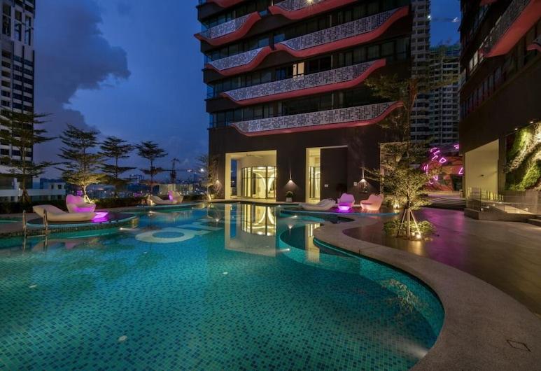 Arte Plus Homestay @ Jalan Ampang, Kuala Lumpur, Outdoor Pool